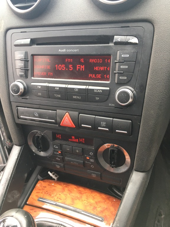 Radiator apa Audi A3 8P 2009 Hatchback 1.9 TDI