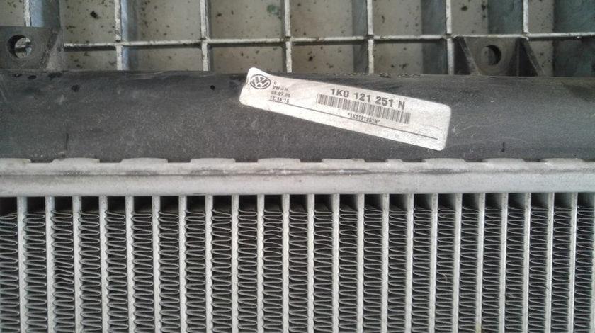 Radiator apa bkd 2.0 tdi vw jetta 1k0121251n