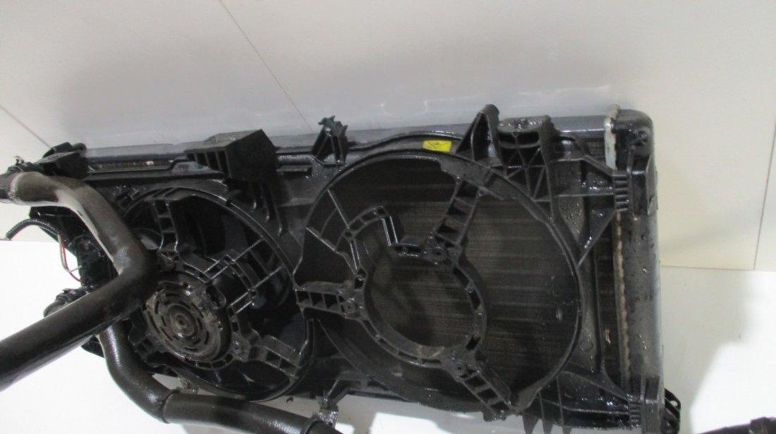 Radiator apa + carcasa electroventilator Fiat Doblo 1.3JTD An 2000-2009