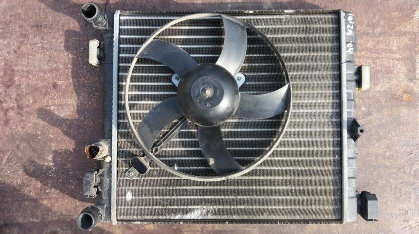 Radiator apa cu electroventilator seat ibiza 2004 6q0121201bt
