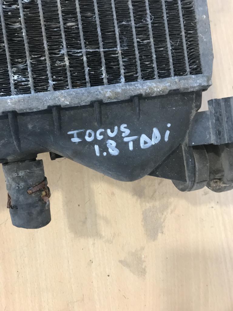 Radiator apa ford focus 1 1.8 tdci cod: 98aw8061sa