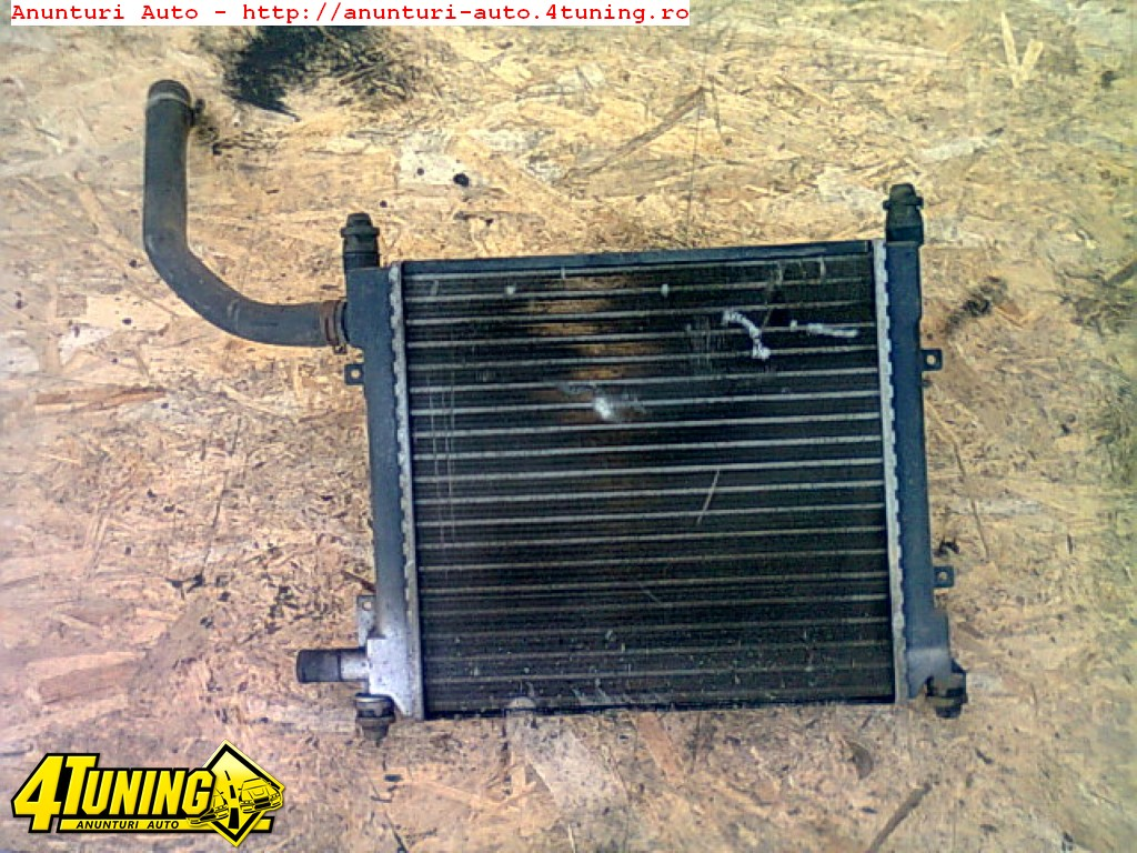 Radiator Apa Ford Ka