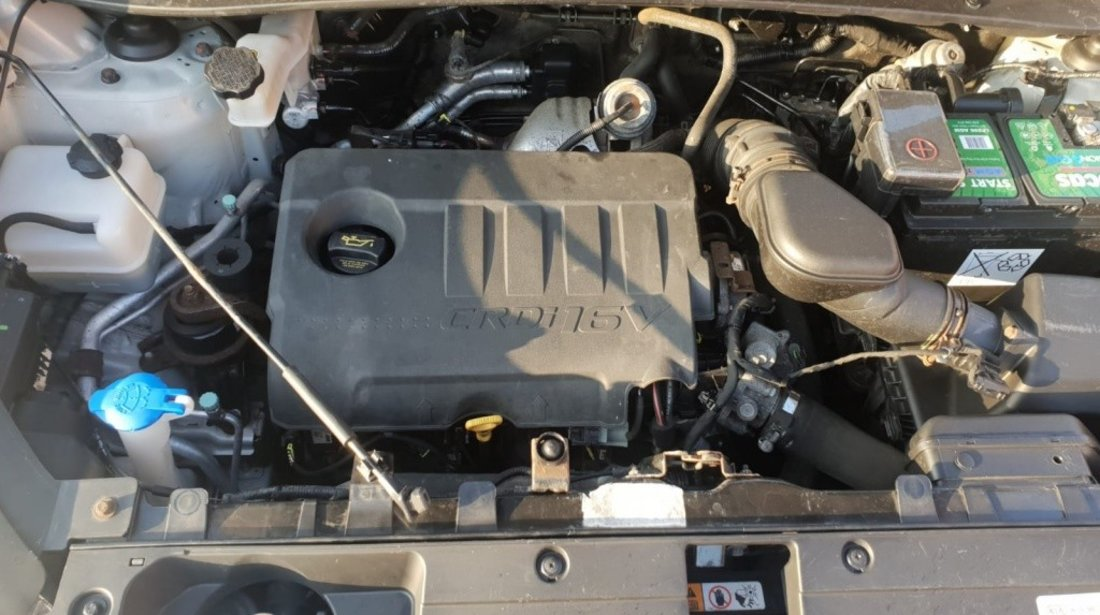 Radiator apa Kia Sportage 2011 2x4 d4fd 1.7 crdi