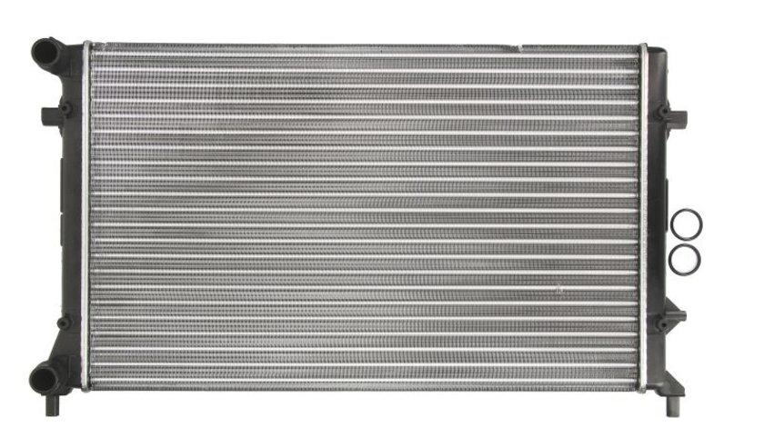 Radiator apa racire motor AUDI A3; SEAT ALTEA, ALTEA XL, LEON, TOLEDO III; SKODA OCTAVIA I, OCTAVIA II; VW CADDY III, CADDY IV, EOS, GOLF PLUS, GOLF V, GOLF VI 1.4-2.0 d dupa 2000 cod intern: CI3638CE
