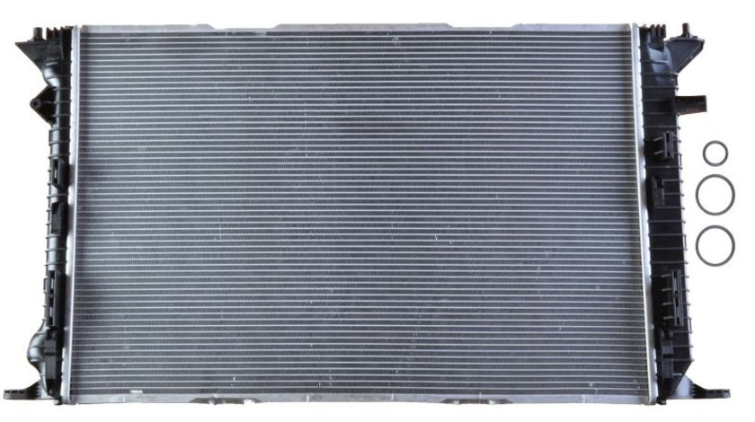 Radiator apa racire motor AUDI A4, A4 ALLROAD, A5, A6, A6 ALLROAD, A7, Q5; PORSCHE MACAN 2.7D-3.2 intre 2007-2018
