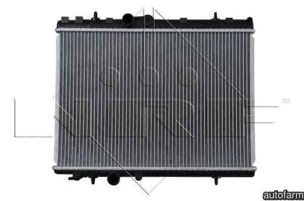 Radiator apa racire motor CITROËN C5 III (RD_) NRF 50435