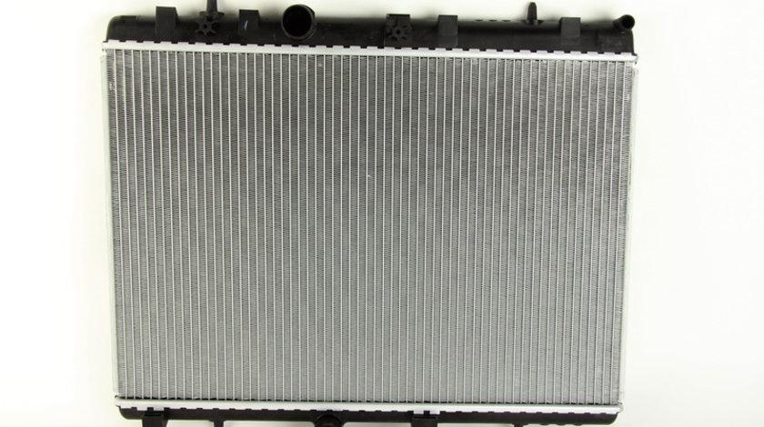 Radiator apa racire motor CITROEN C2, C2 ENTERPRISE, C3 AIRCROSS II, C3 I, C3 II, C3 III, C3 PICASSO, C4 CACTUS, C-ELYSEE, DS3; PEUGEOT 1007, 2008 I, 207, 207 CC, 207 SW, 208, 208 I, 301, 406 1.0-2.0