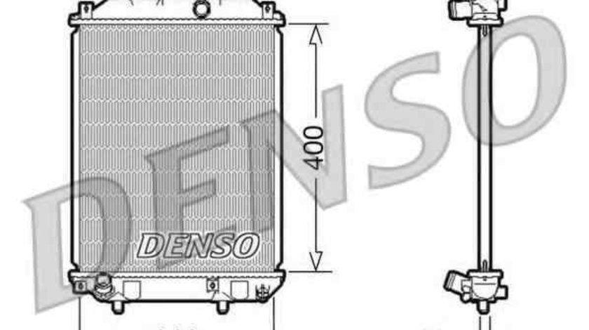 Radiator apa racire motor DAIHATSU CUORE VII (L251) DENSO DRM35001