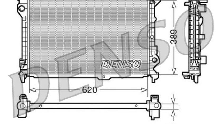 Radiator apa racire motor FORD TOURNEO CONNECT, TRANSIT CONNECT 1.8/1.8D intre 2002-2013 cod intern: CI6384CE