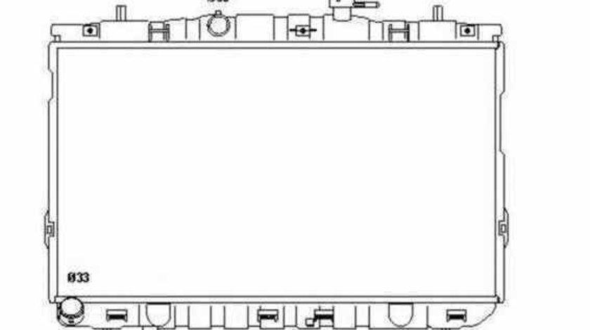 Radiator apa racire motor HYUNDAI COUPE GK NRF 53355