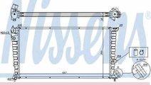 Radiator apa racire motor PEUGEOT 306 hatchback 7A...