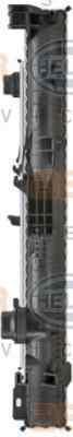 Radiator apa racire motor PORSCHE CAYENNE 955 HELLA 8MK 376 719-004