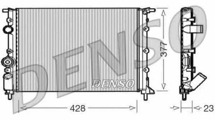Radiator apa racire motor RENAULT SCÉNIC I JA0/1 Producator DENSO DRM23008