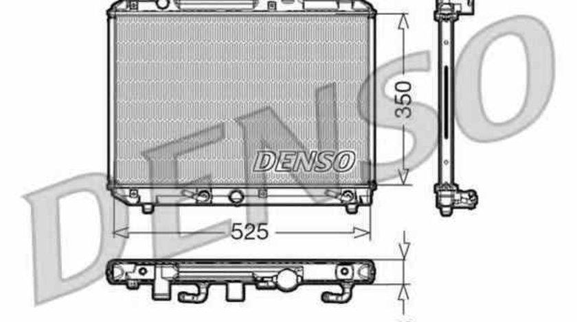 Radiator apa racire motor SUZUKI BALENO hatchback EG DENSO DRM47002