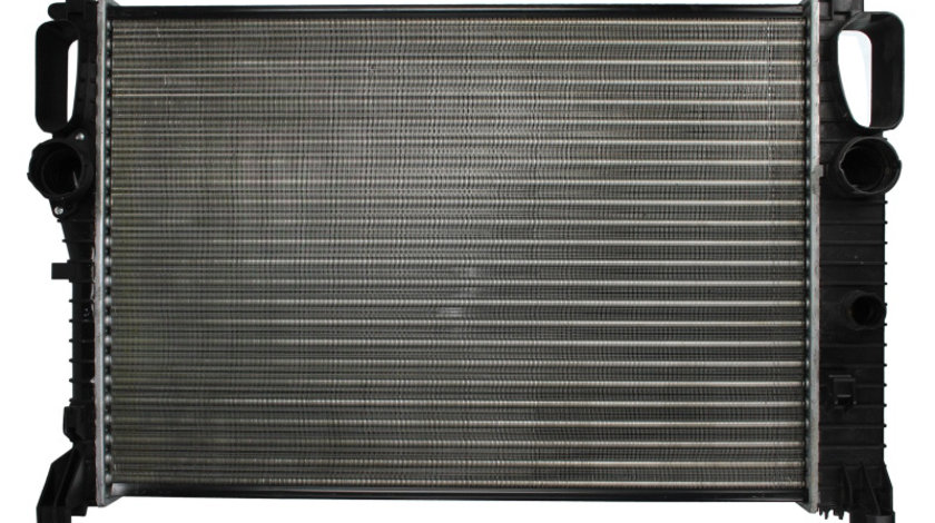 Radiator apa racire motor (transmisie automata/manuala) MERCEDES CLS (C219), E T-MODEL (S211), E (VF211), E (W211) 1.8-5.5 intre 2002-2010