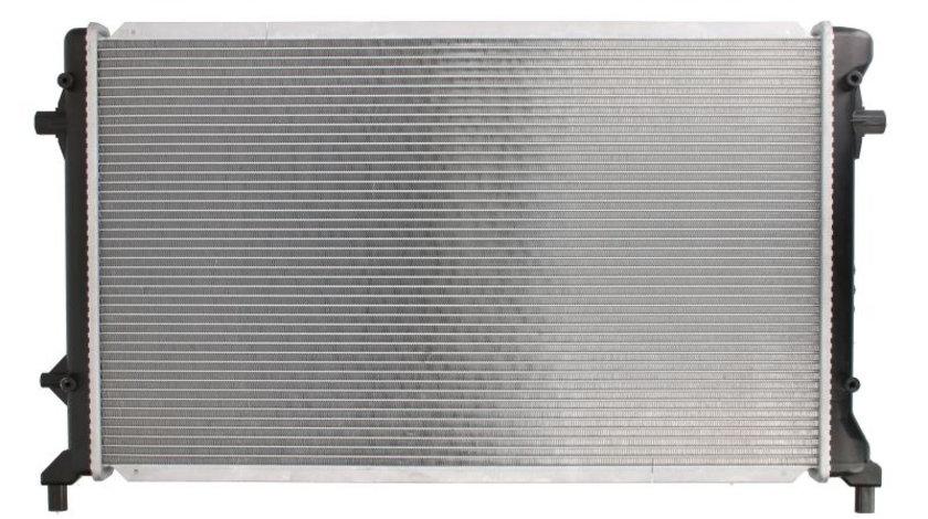 Radiator apa racire motor (transmisie automata/manuala) AUDI A3; SEAT ALTEA, ALTEA XL, LEON, TOLEDO III; SKODA OCTAVIA II, YETI; VW CADDY III, EOS, GOLF PLUS, GOLF V, GOLF VI 1.4-2.5 dupa 2003 cod intern: CI3812CE