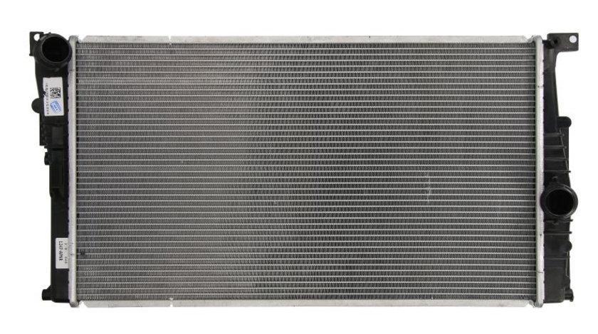 Radiator apa racire motor (transmisie manuala) BMW Seria 1 (F20), 1 (F21), 2 (F22, F87), 2 (F23), 3 (F30, F80), 3 (F31), 3 GRAN TURISMO (F34), 4 (F32, F82), 4 (F33, F83), 4 GRAN COUPE (F36) 1.5D dupa cod intern: 58410RRU
