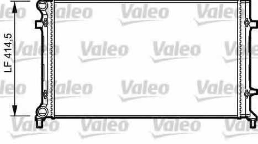 Radiator apa racire motor VW GOLF VI Variant AJ5 VALEO 734332