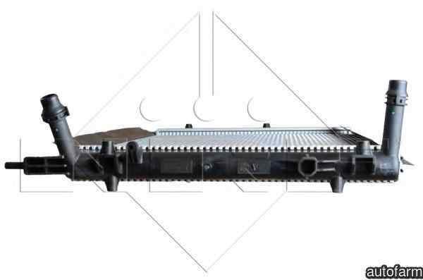 Radiator apa racire motor VW JETTA III (1K2) NRF 53884