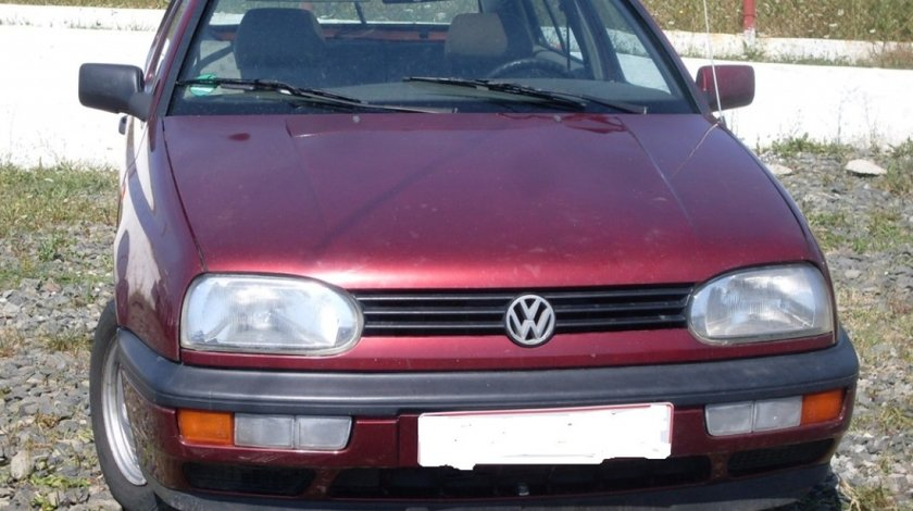 RADIATOR APA / RACIRE VW GOLF 3 , 1.8 BENZINA 55KW 75CP , FAB. 1991 - 1999 ZXYW2018ION