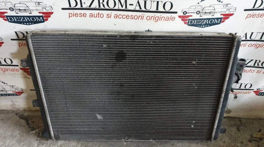 Radiator apa Seat Toledo III 2.0 TDI 136/140/170cp cod piesa : 3C0121253Q