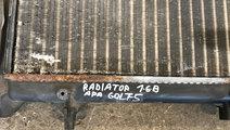 Radiator apa vw golf 5 1.6 fsi 2004 - 2009 cod: 1k...