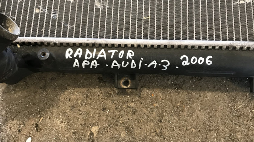 Radiator apa vw golf 6 2.0 tdi cod: 1k0121251ab