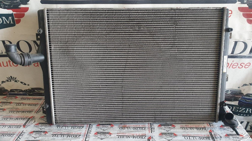 Radiator apa VW Passat CC 2.0 BlueTDI 143cp cod piesa : 3C0121253K