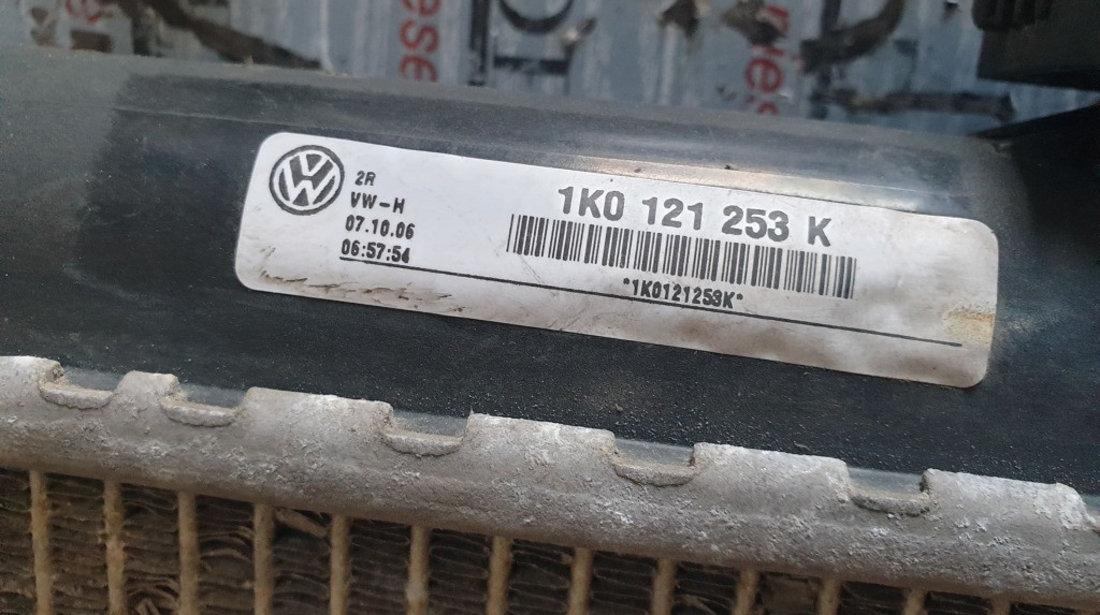 Radiator apa VW Touran I 1.4 TSI 140/170cp cod piesa : 1K0121253K