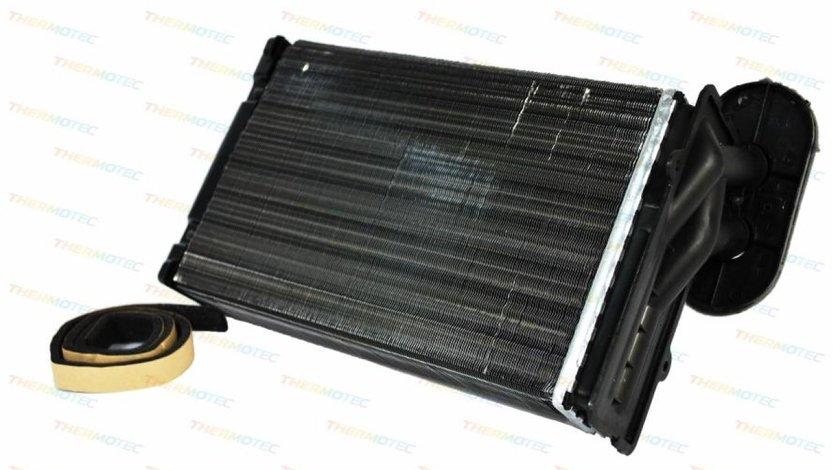 radiator calorifer caldura habitaclu VW GOLF I Cabriolet 155 Producator THERMOTEC D6W001TT
