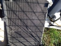 radiator clima ac mercedes e220 143 cp 2001,                                     ,