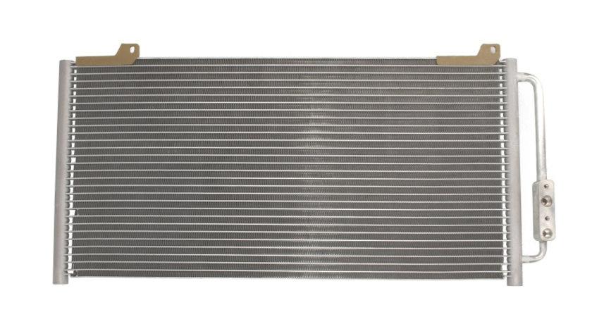 Radiator clima AC MG MG ZR, MG ZS; ROVER 200, 25, 400, 45, STREETWISE 1.4-2.5 intre 1995-2005