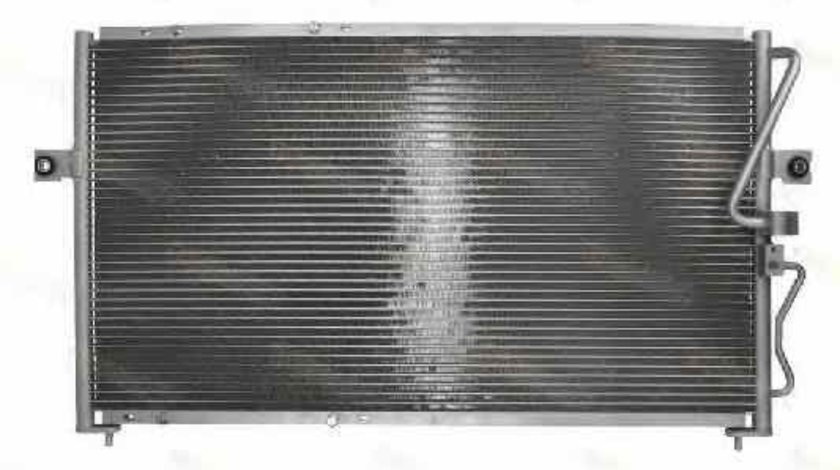Radiator Clima Aer Conditionat KIA CARNIVAL II GQ THERMOTEC KTT110079