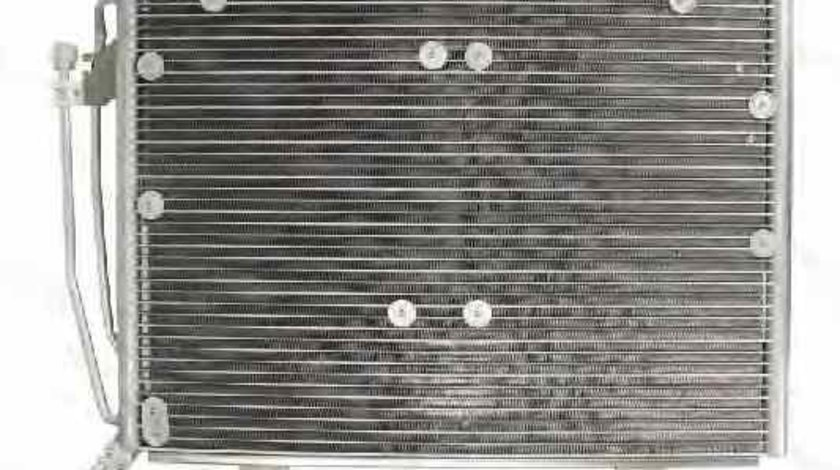 Radiator Clima Aer Conditionat MERCEDES-BENZ CLK C208 Producator THERMOTEC KTT110140