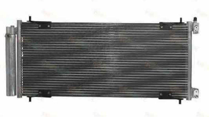 Radiator Clima Aer Conditionat PEUGEOT 407 6D THERMOTEC KTT110123