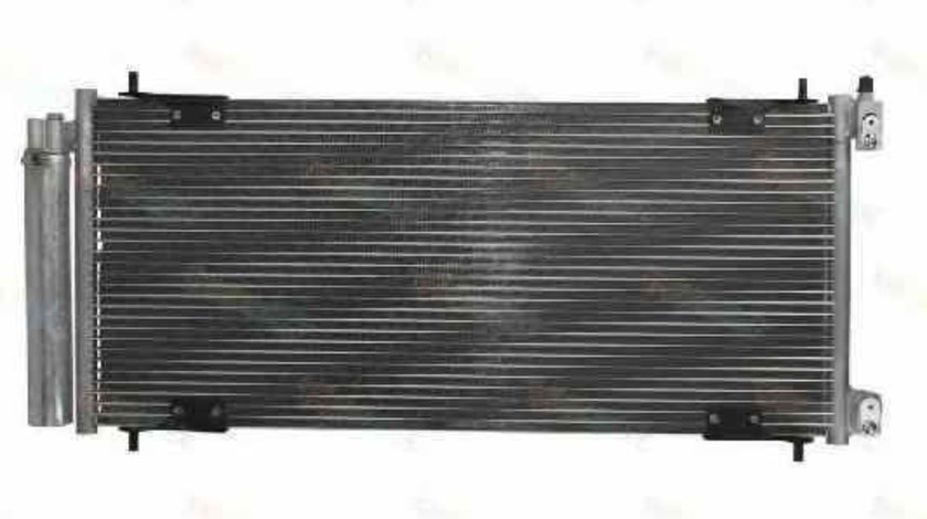 Radiator Clima Aer Conditionat PEUGEOT 407 SW 6E THERMOTEC KTT110123