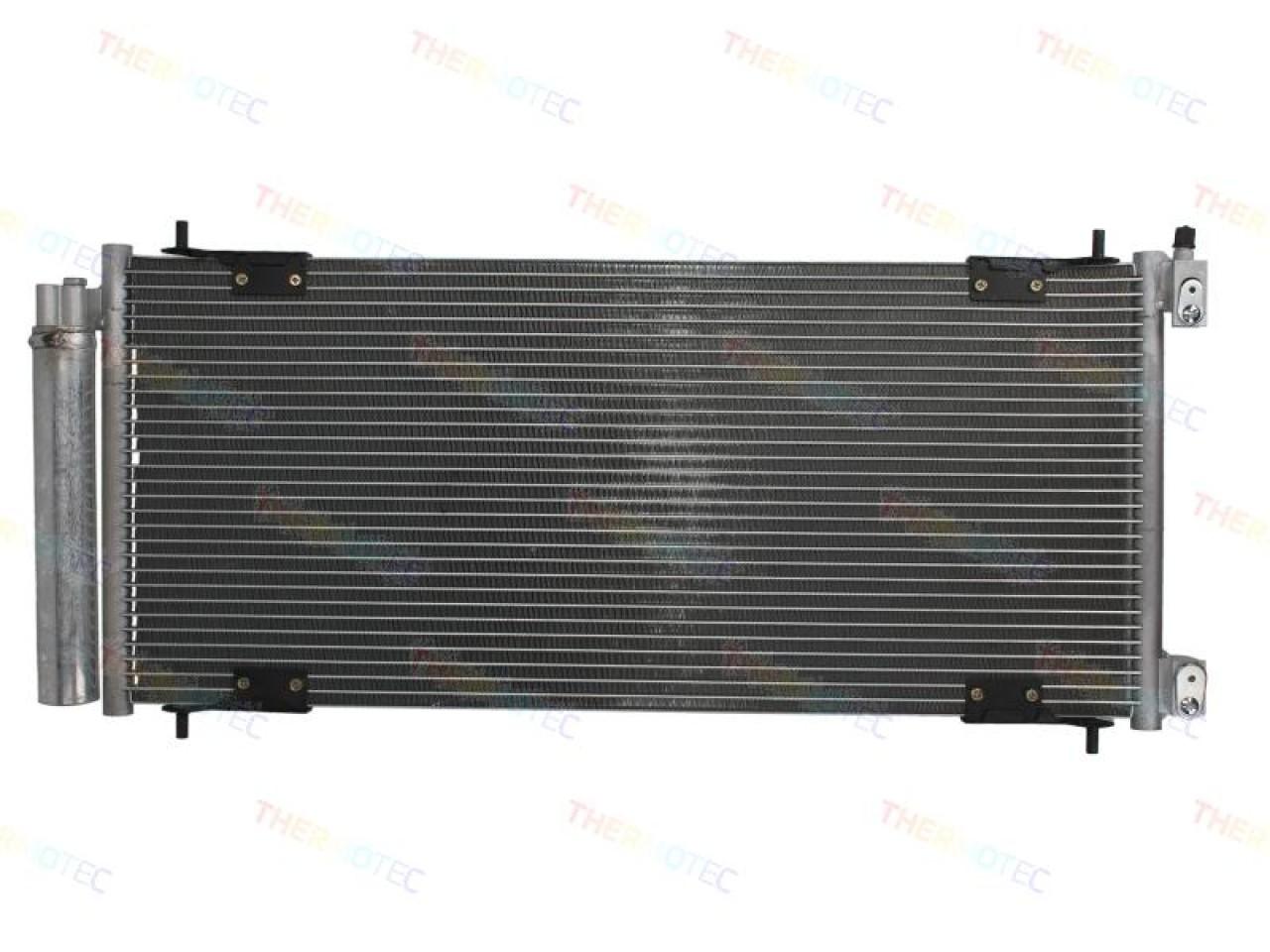 Radiator clima aer conditionat PEUGEOT 607 9D 9U Producator THERMOTEC KTT110123
