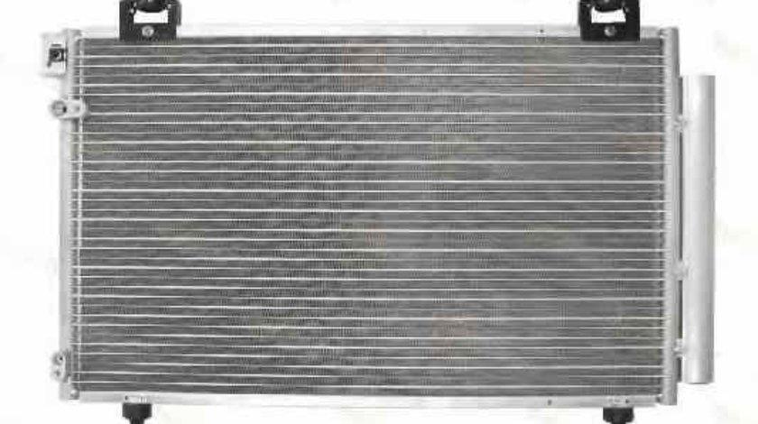 Radiator Clima Aer Conditionat TOYOTA AVENSIS limuzina T25 THERMOTEC KTT110139