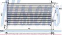 Radiator Clima Aer Conditionat VOLVO FM 12 NISSENS...
