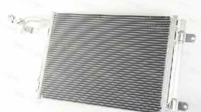 Radiator Clima Aer Conditionat VW JETTA III (1K2) THERMOTEC KTT110024