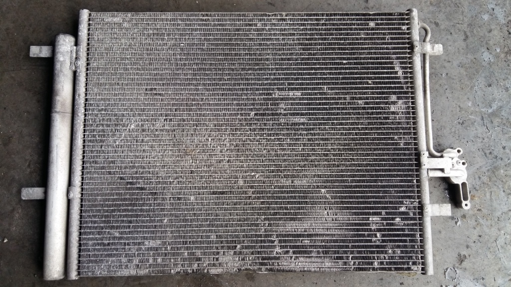 Radiator clima condensator ford mondeo mk4 2.0 tdci vp7ekh-19710-ad vp7ekh19710ad