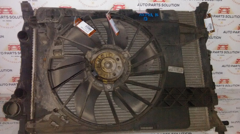 Radiator intercooler 1.3 CDTI OPEL ASTRA H 2004-2009