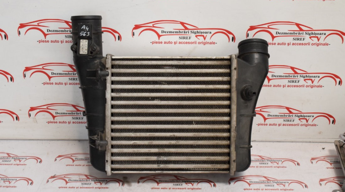 Radiator intercooler Audi A4 B7 2.0 TDI BRE 8E0145805AA 563