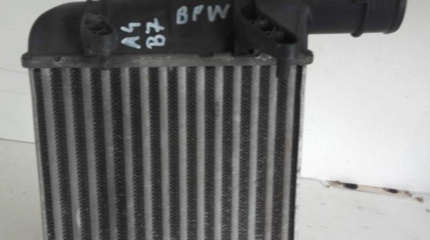 Radiator intercooler Audi A4 B7
