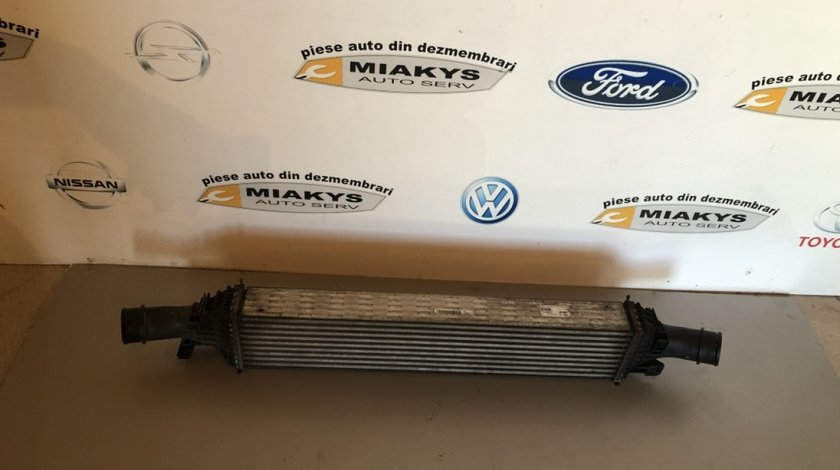 Radiator intercooler Audi A5