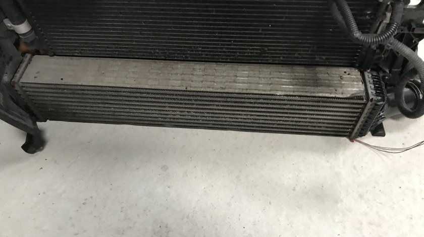 Radiator intercooler AUDI A6 4G C7 3.0 TDI 2012 2013 2014