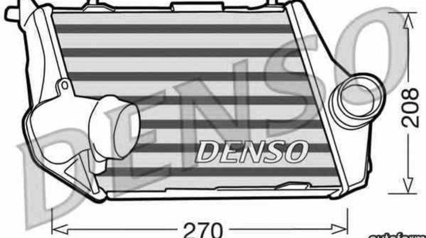 Radiator intercooler AUDI A8 4E Producator DENSO DIT02013
