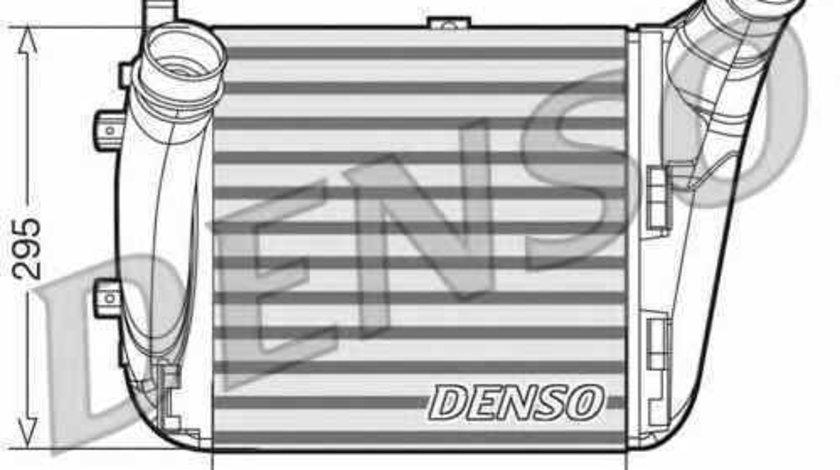 Radiator intercooler AUDI Q7 4L Producator DENSO DIT02031