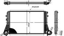 Radiator intercooler AUDI TT (8J3) (2006 - 2014) N...