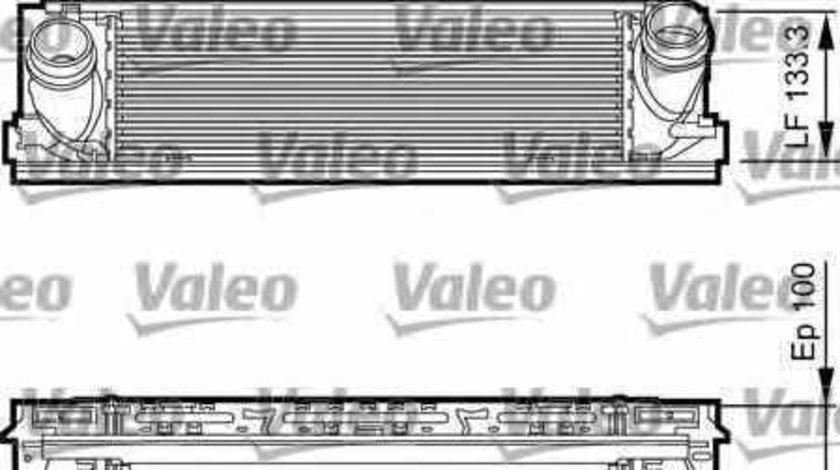 Radiator intercooler BMW 3 F30 F35 F80 VALEO 818261
